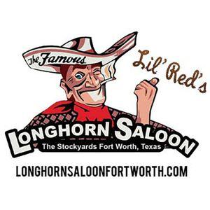 Longhorn Saloon Fort Worth