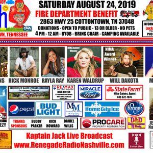 Bandsintown Rick Monroe Tickets Lucky Cowboy Backyard Bash 2019