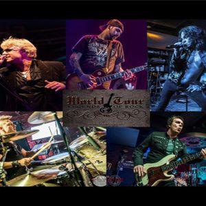 World Tour-Legends of Rock