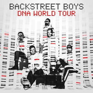 Bandsintown | Backstreet Boys Tickets - T-Mobile Arena, Sep