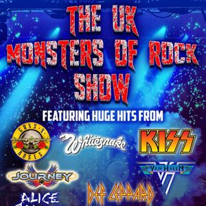 The UK Monsters of Rock Show