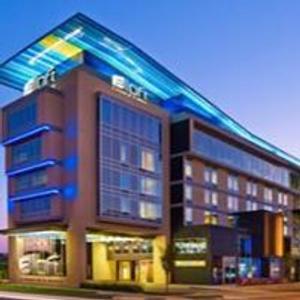 Aloft Oklahoma City Downtown-Bricktown