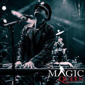 Magic Queen Europe's top Queen Tribute