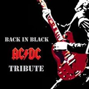 Back in Black- ACDC Tribute UK