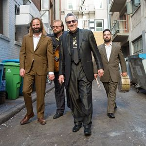 Rick Estrin & The Nightcats