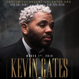 Bandsintown | Kevin Gates Tickets - Fort Smith Convention Center