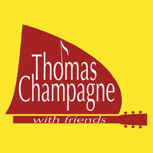 Thomas Champagne With Friends
