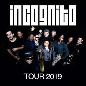 Bandsintown Incognito Tickets Cheltenham Jazz Festival May 03 2019