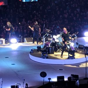 Bandsintown   Metallica Tickets - Quicken Loans Arena, Feb