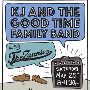 KJ & The Good Time Family Band