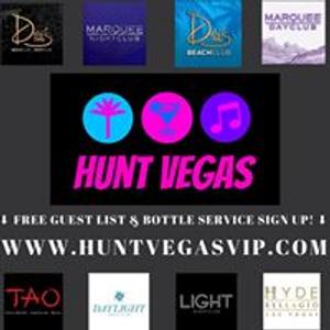 Hunt Vegas VIP