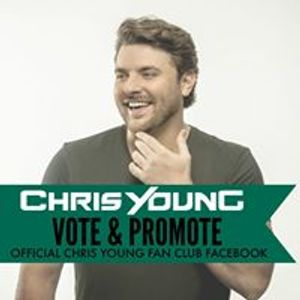 Chris Young Vote & Promote