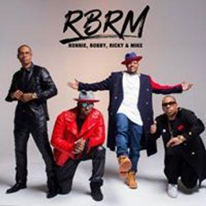 RBRM - Ronnie, Bobby, Ricky & Mike
