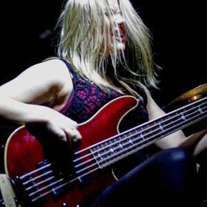 Abby K On Bass