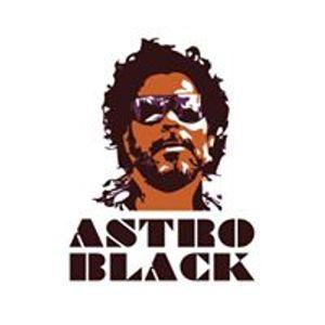 DJ Astro Black