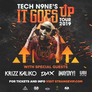Mayday 2019 Tickets