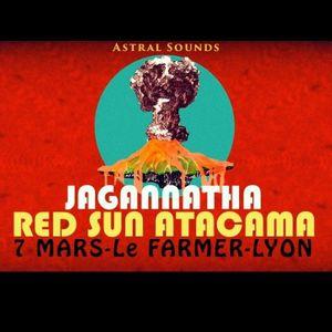 Red Sun Atacama