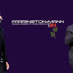 Farrington + Mann - original members of When In Rome UK