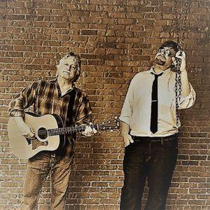 Mark Mizzell and Ben Guthrie