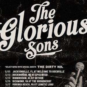 Bandsintown | The Glorious Sons Tickets - Hard Rock Hotel