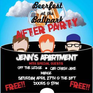 Jenn's Apartment