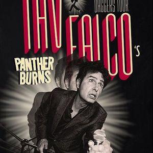 Tav Falco - PANTHER BURNS