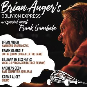 Brian Auger
