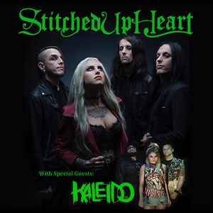bandsintown stitched up heart tickets the forge may 20 2019. Black Bedroom Furniture Sets. Home Design Ideas