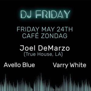DJ Joel De Marzo