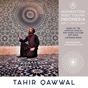 Music of the Mystics - Music School & Workshops with Tahir Qawwal