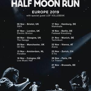 Half Moon Run