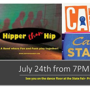 Bandsintown | Hipper than Hip Horn Band Tickets - California