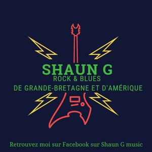 Shaun G rock n blues