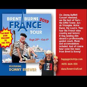 Bandsintown | Donny Brewer Tickets - Javelle Tavern, Sep 29