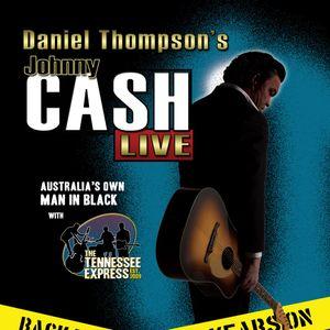 Johnny Cash The Concert