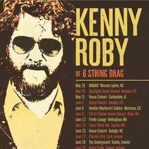 Kenny Roby & 6 String Drag