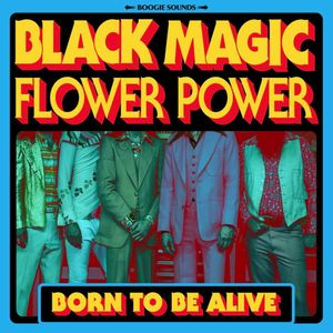 Black Magic Flower Power