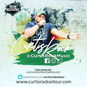Curtis Rock On Tour