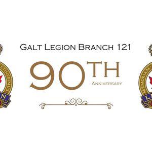 Royal Canadian Legion (Galt) Branch 121