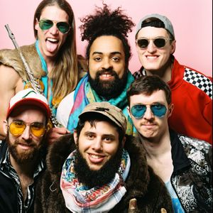 Joe Hertler & The Rainbow Seekers