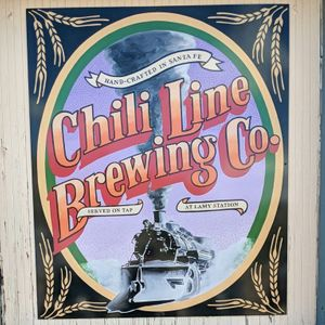 Chili Line Taproom at Lamy Junction