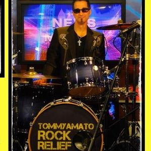 Tommy Amato Rock Relief