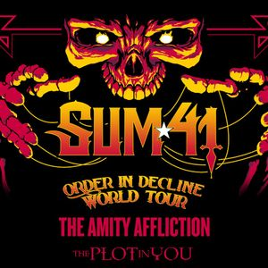 Bandsintown | Sum 41 Tickets - Arvest Bank Theatre At the