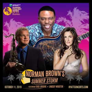 Bandsintown | Norman Brown Tickets - Hyatt Regency Newport