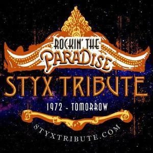 Rockin' The Paradise Styx Tribute