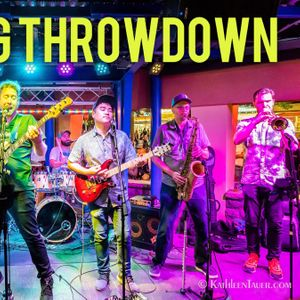 Dan Ristrom & The Throwdown